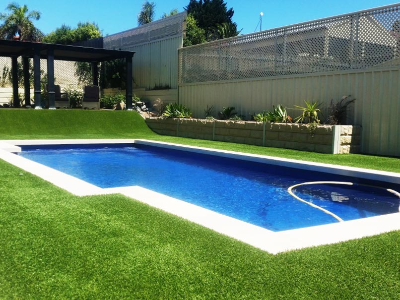 Artificial Grass Stays Cool
