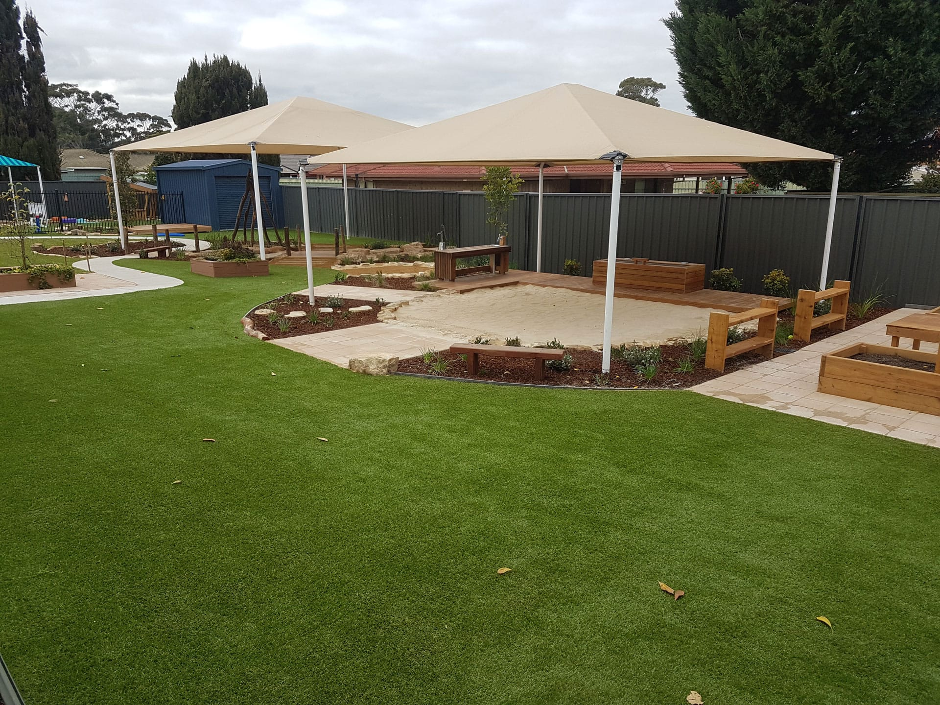 australian made artificial lawn adelaide