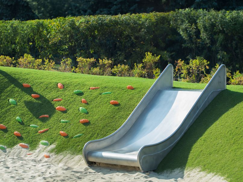 Artificial Grass for Playground
